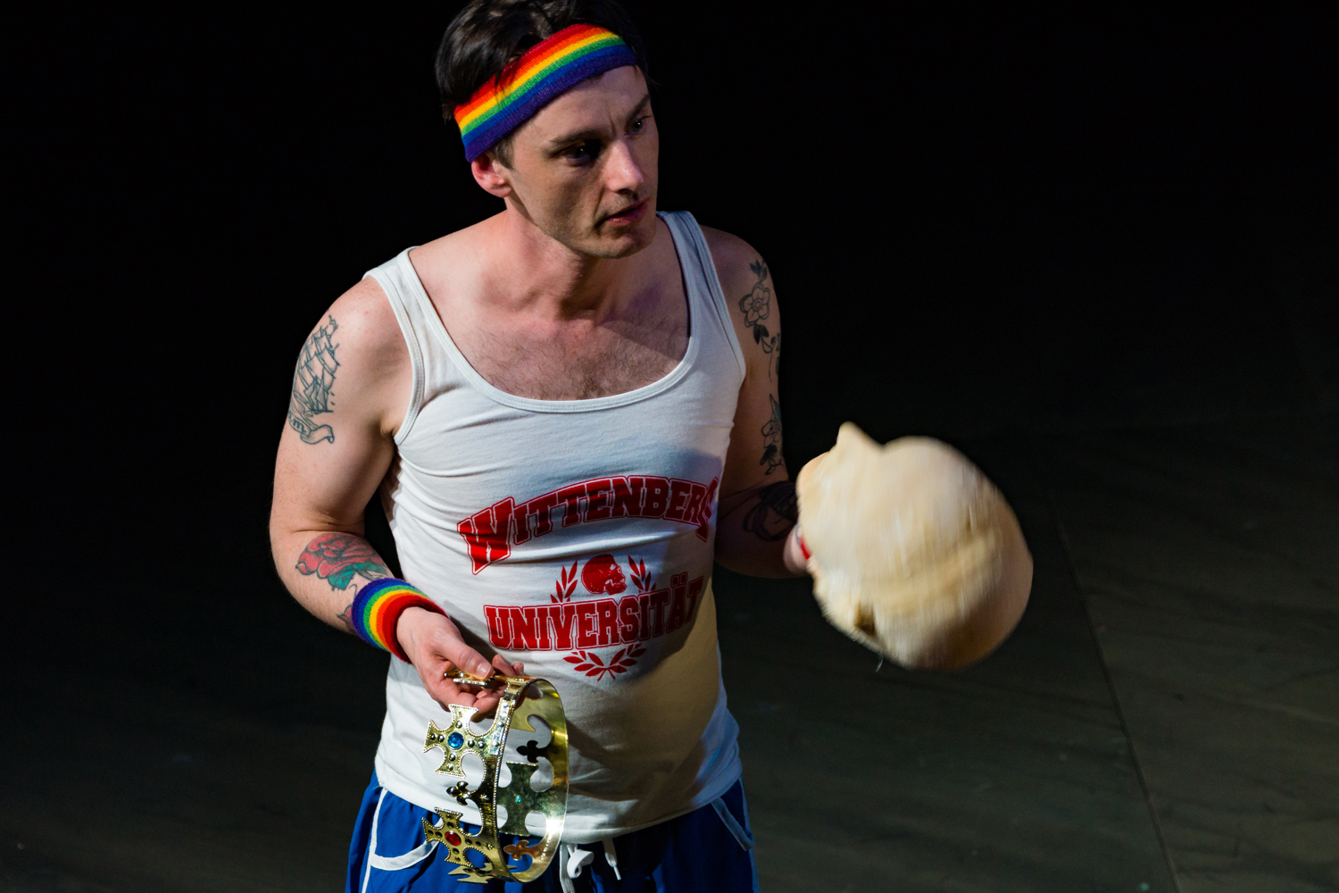 This Hamlet will lip-sync for his life (and death) at Melbourne Festival