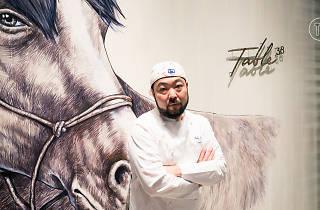 Andy Yang chef
