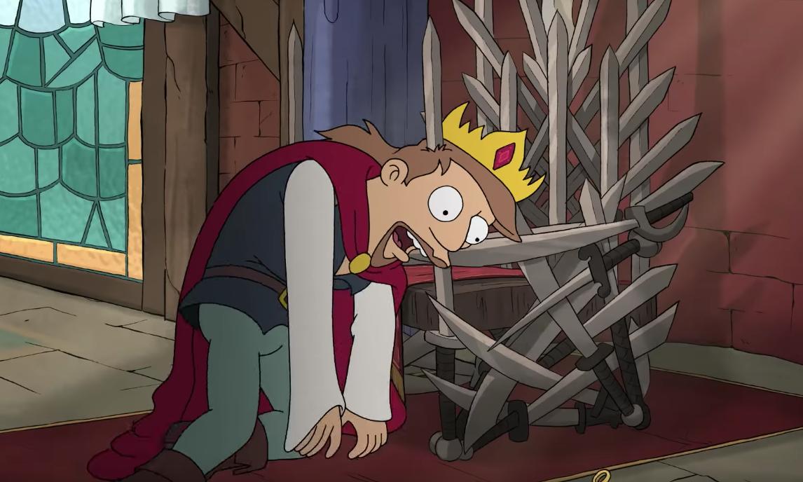 El creador de 'Los Simpson' se estrena en Netflix