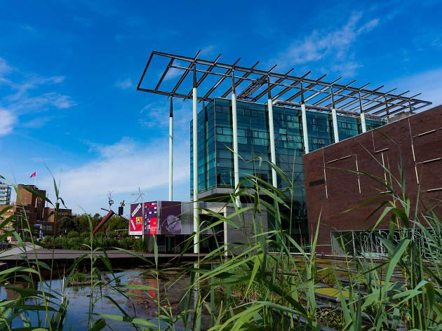 Museumpark - Rotterdam - Netherlands