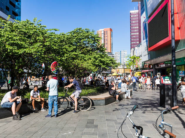 Witte de Withstraat - Rotterdam - Netherlands