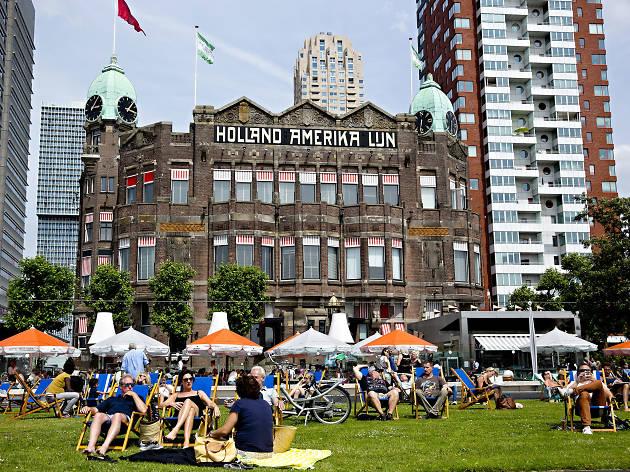 Katendrecht - Rotterdam - Netherlands