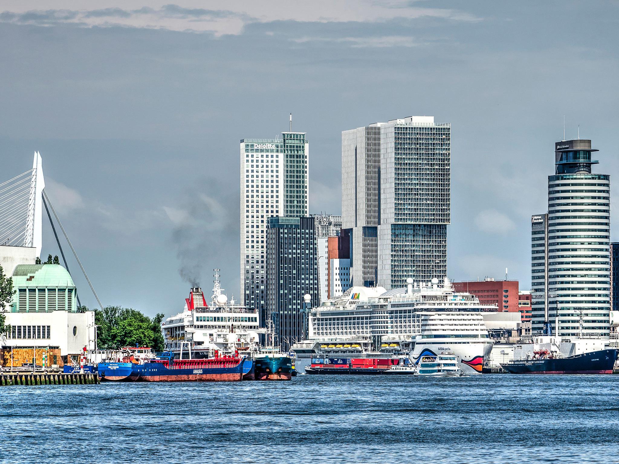 Spido Harbour - Rotterdam - Netherlands