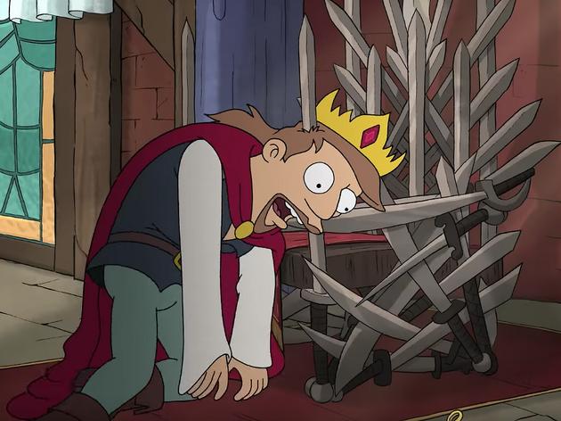 El creador de 'Los Simpsons' s'estrena a Netflix amb un irreverent tràiler
