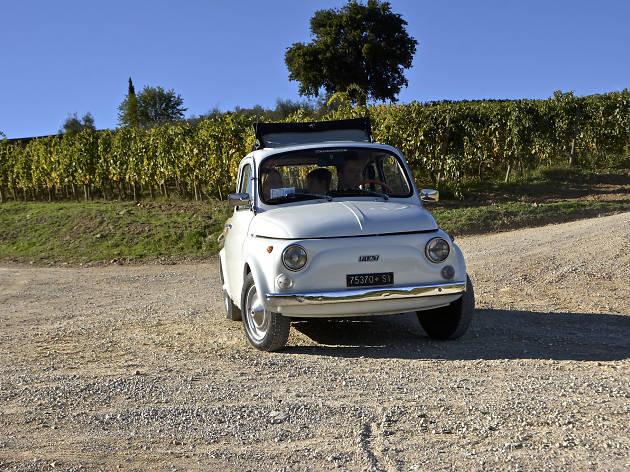 Tuscany Fiat 500