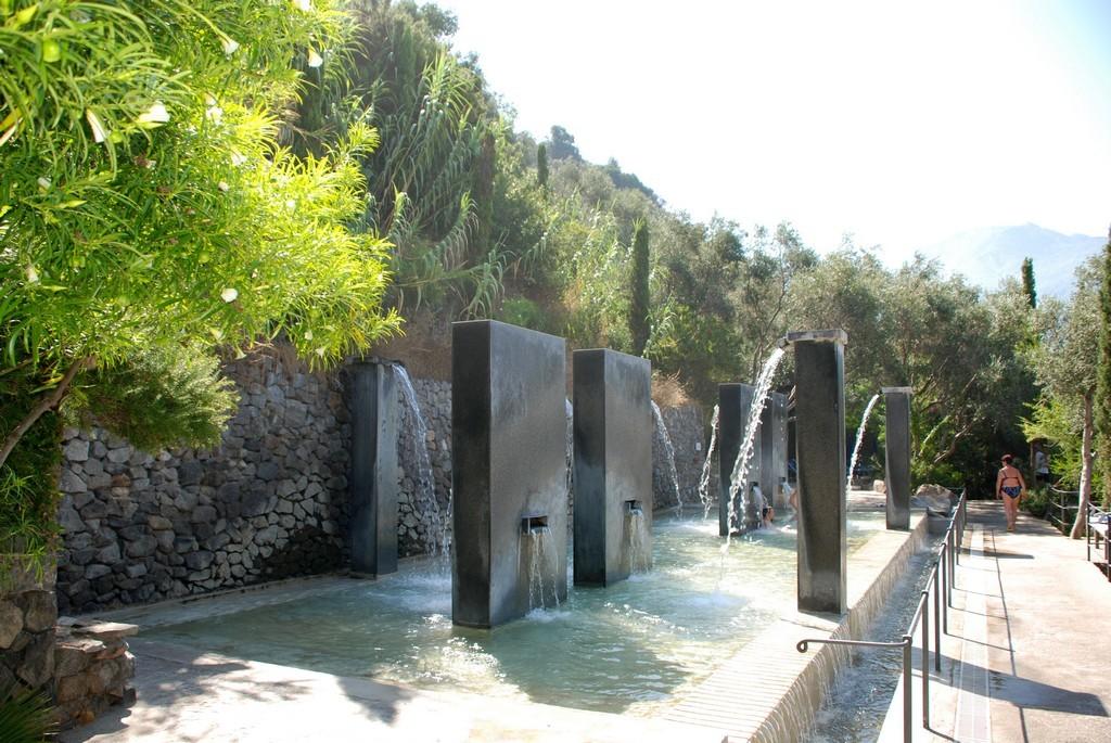 Ischia baths