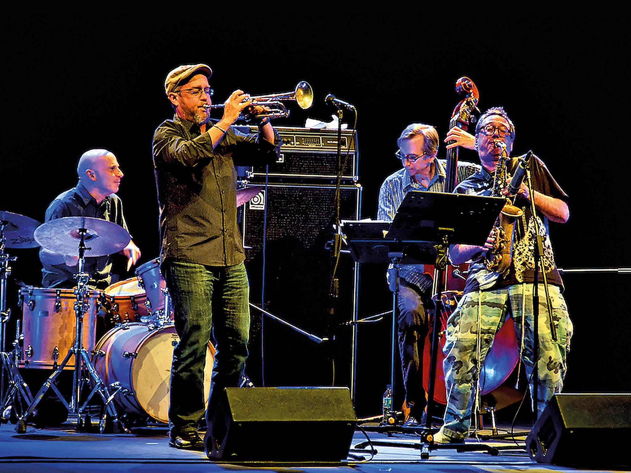 Massada Quartet
