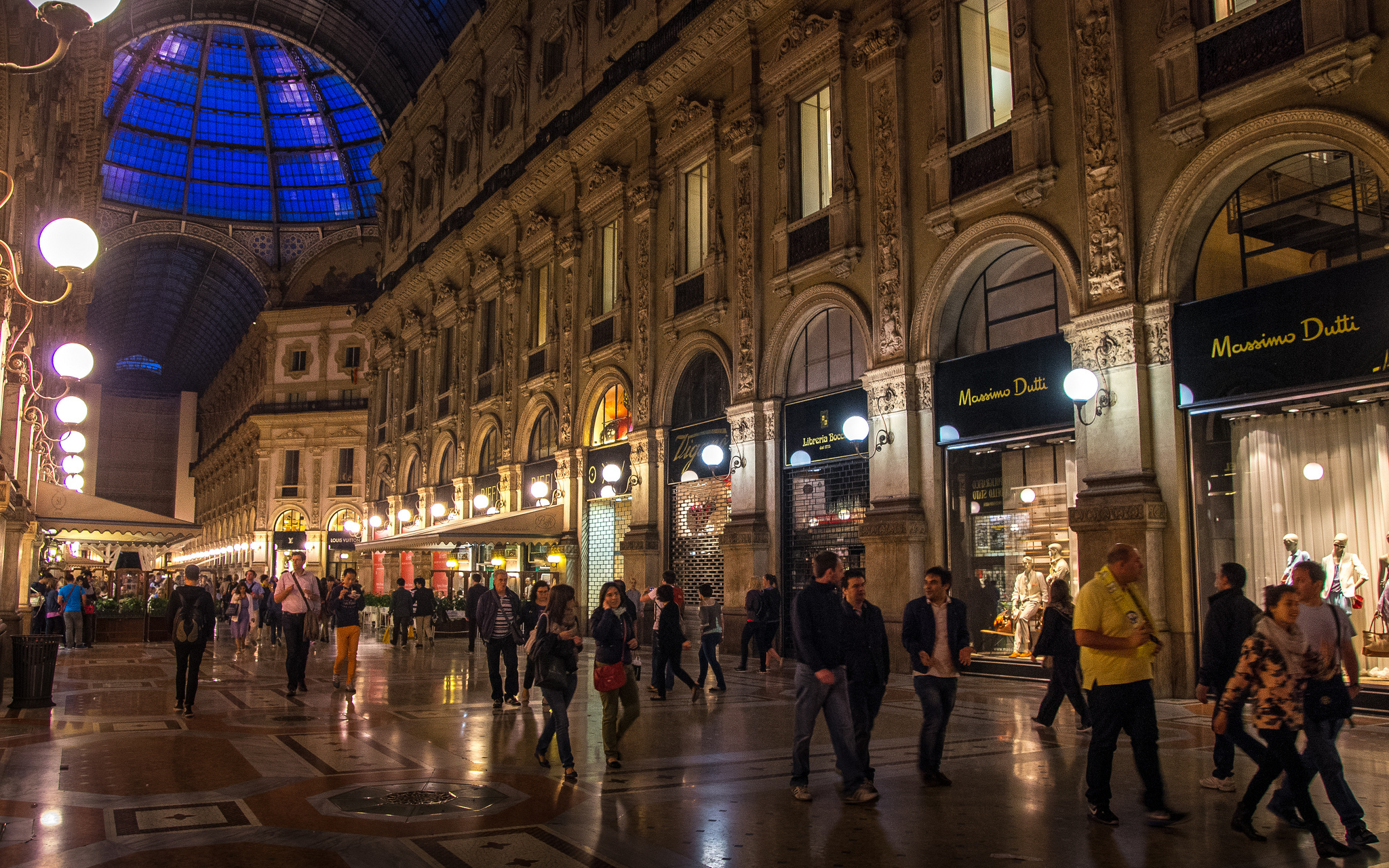 Galleria, Milan