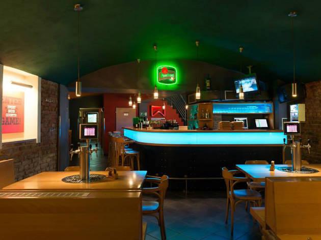 The Pub - Prague - Czech Republic
