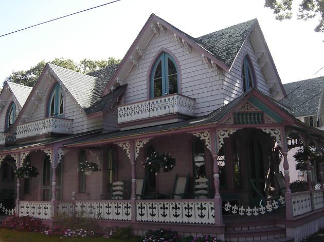 Wesleyan Grove Natural Historic District