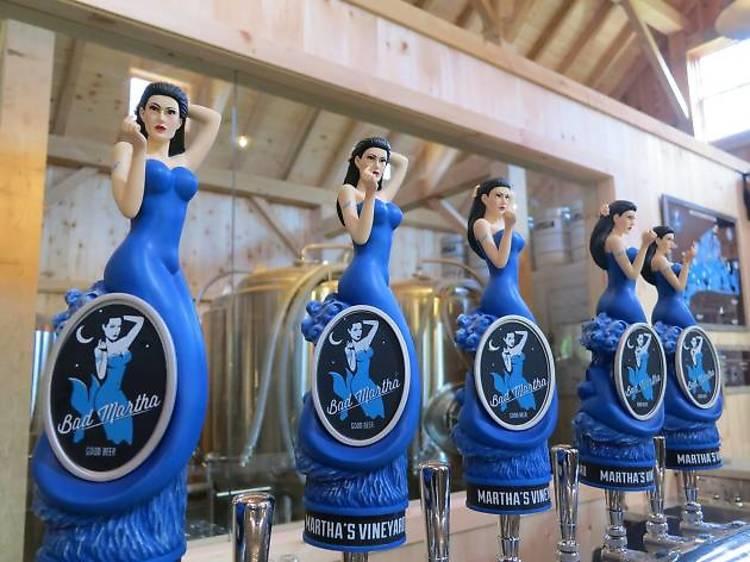 Bad Martha Farmer's Brewery and Tasting Room