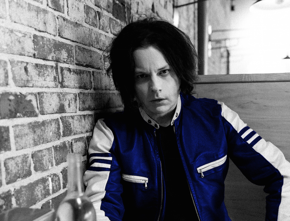 Jack White + The Nude Party