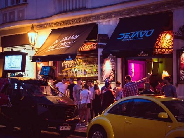 Nightlife guide to Prague