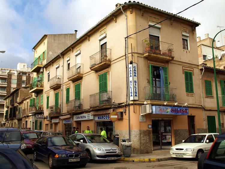 Santa Catalina neighbourhood (Palma de Majorca)