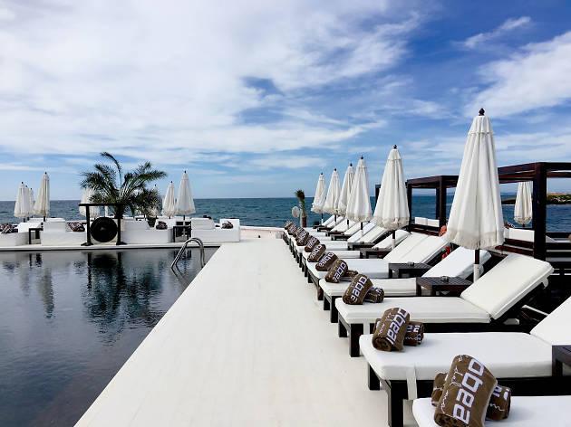 Puro Beach Club - Majorca - Spain