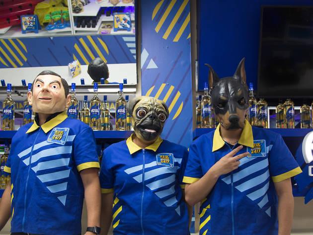 Azul Centenario 24/7 (Foto: Cortesía)