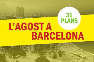 Agost a Barcelona