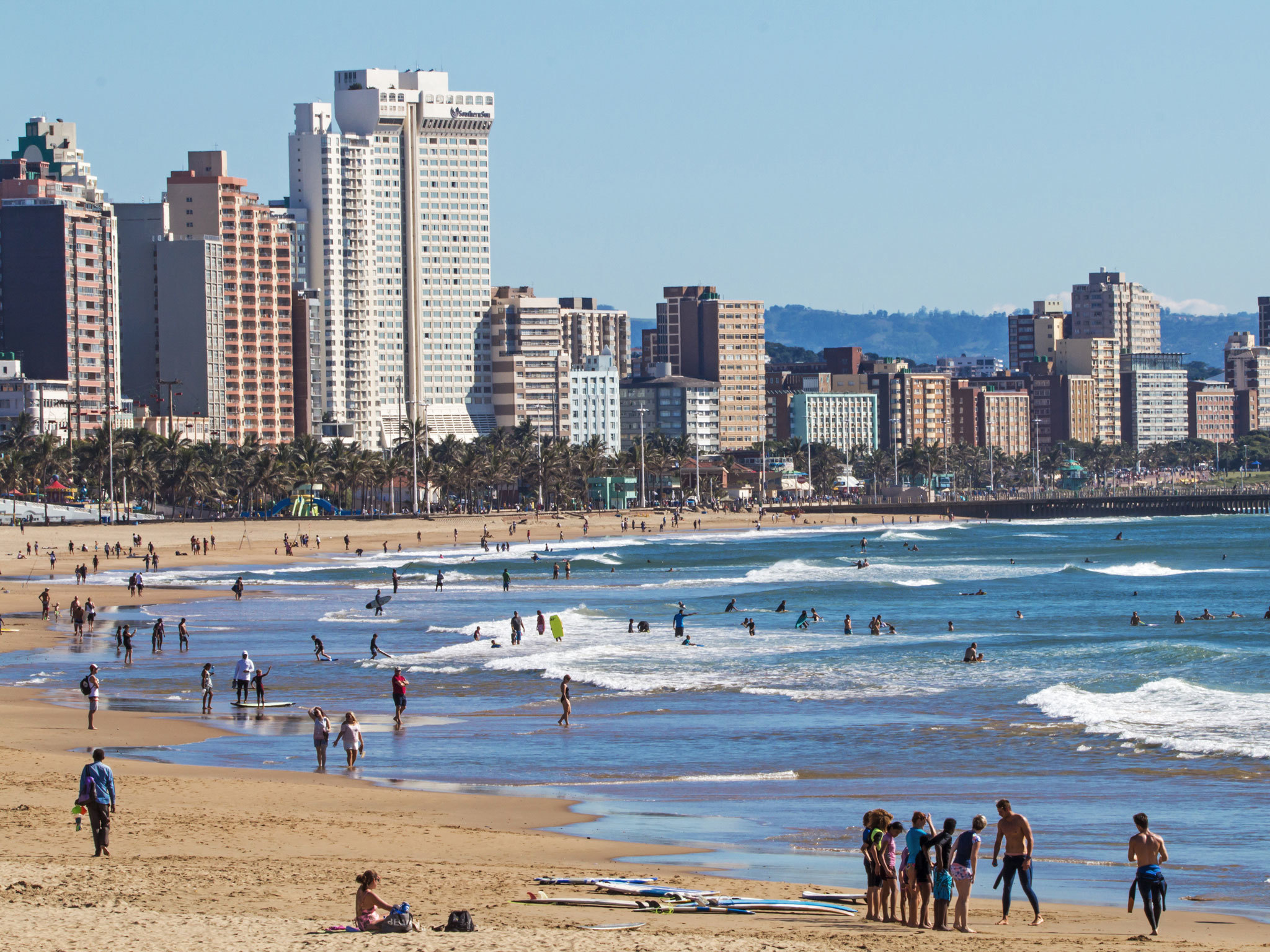 Golden Mile - Durban - South Africa