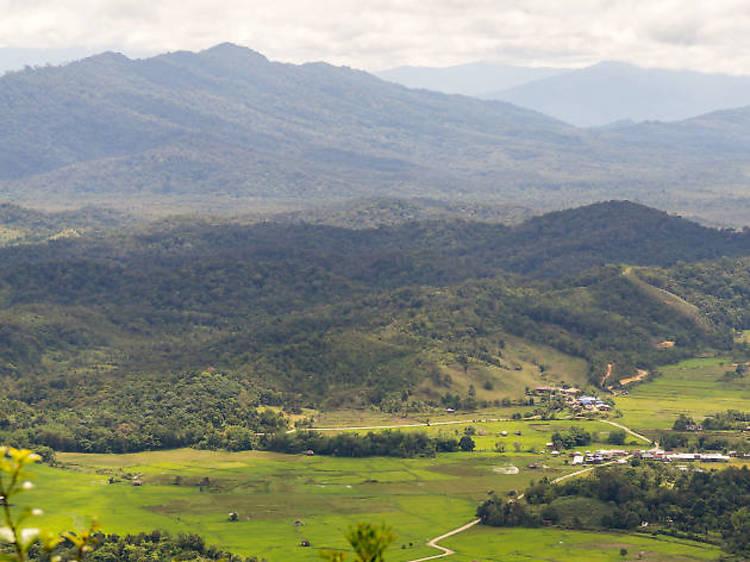 Valley of 1,000 Hills