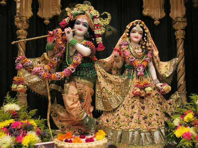 Sri Sri Radha Radhanath Temple - Durban - South Africa