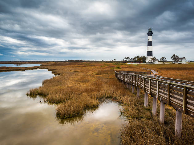 Cape Hatteras National Seashore, eitw
