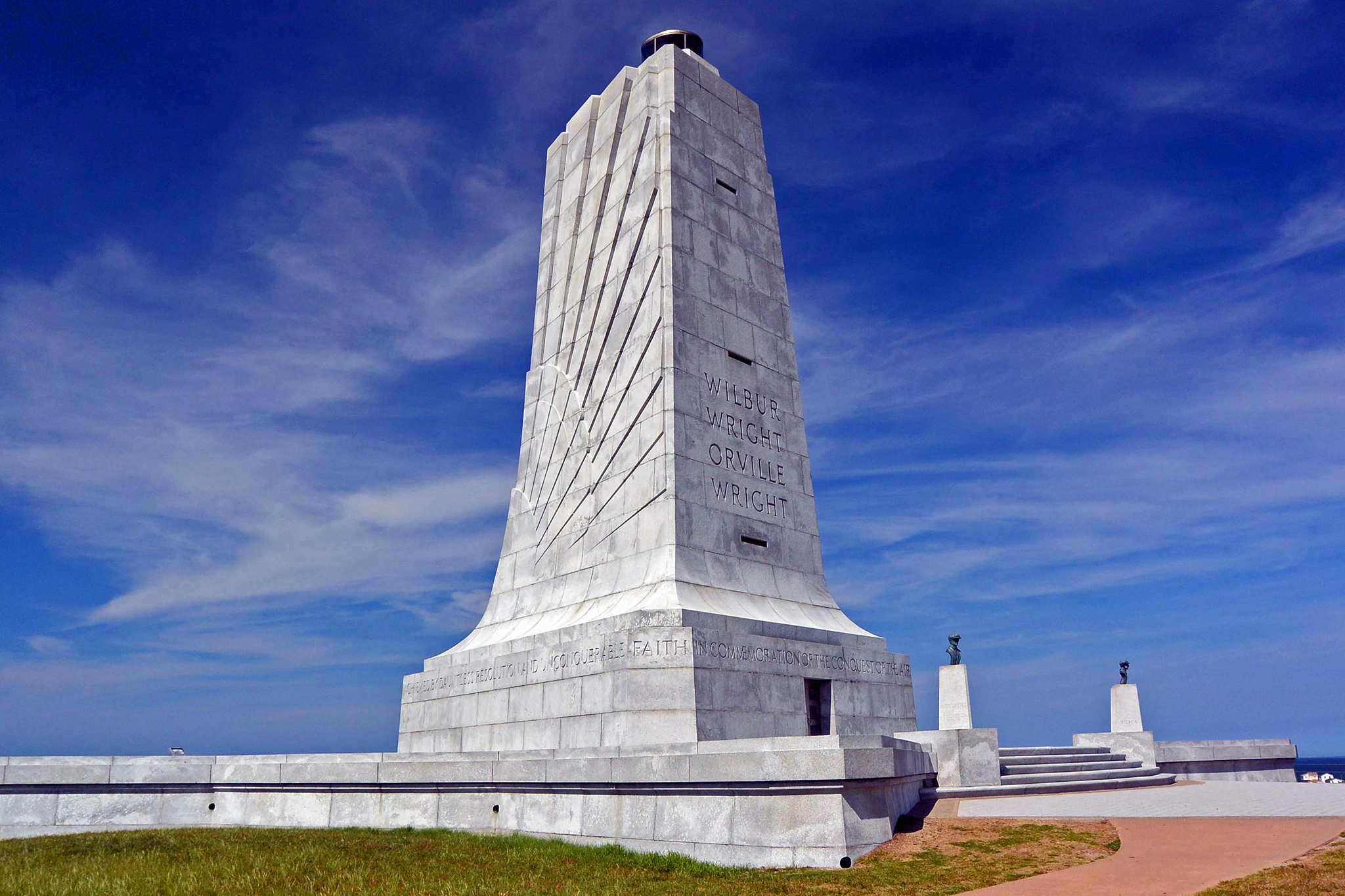 Wright Brothers National Memorial, eitw