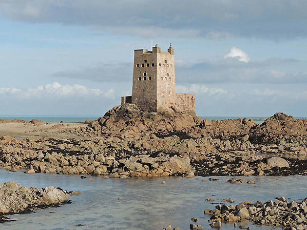 Seymour Tower - Jersey - UK