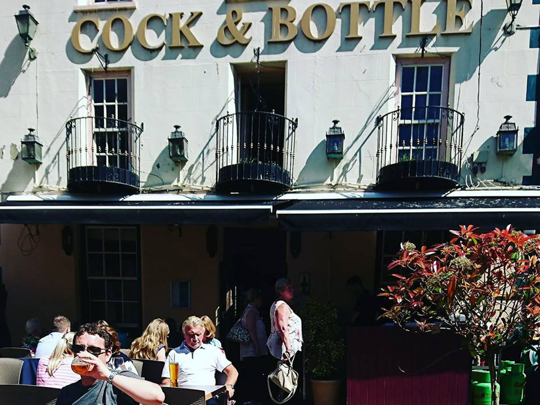 The Cock & Bottle - Jersey - UK