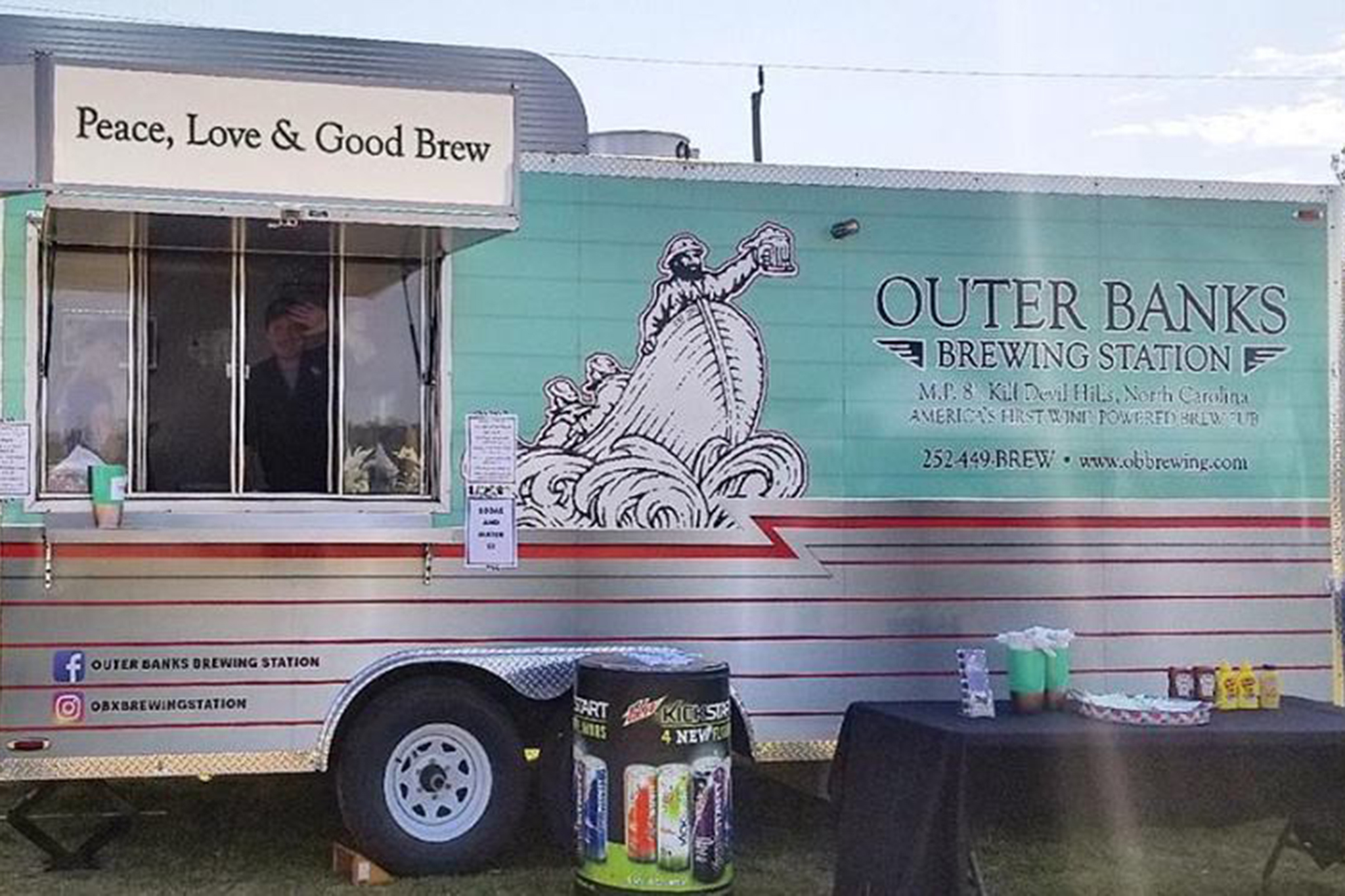 Outer Banks Brewing Station, eitw