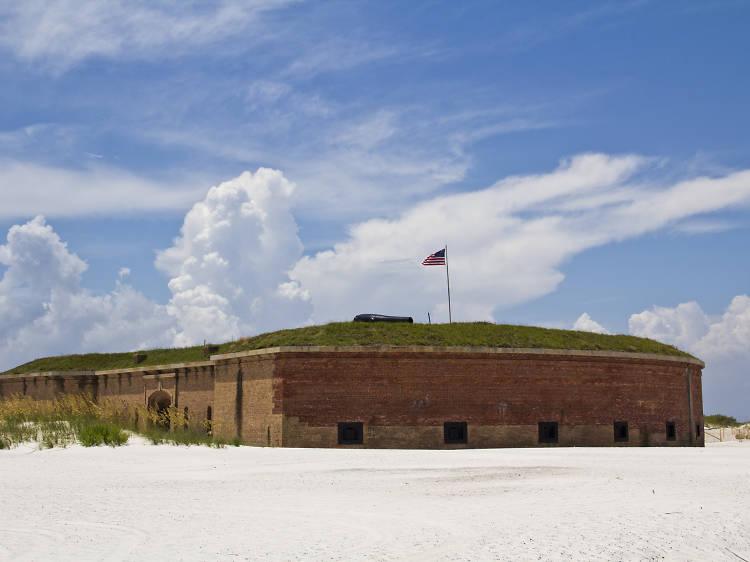 Mississippi: Hit up Gulf Islands National Seashore