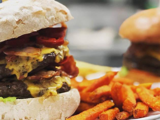 Atomic Burger, eitw