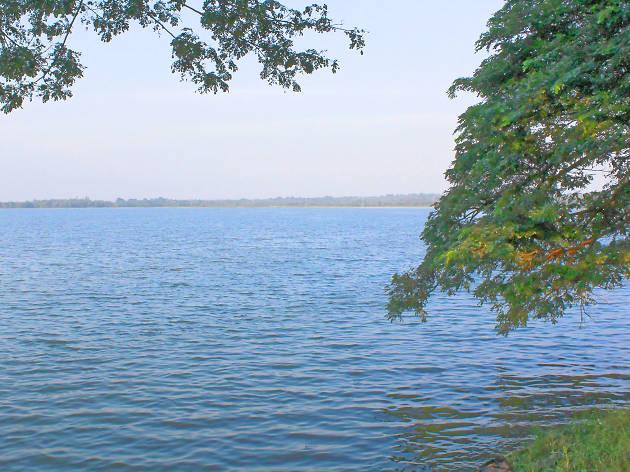 Ousteri Lake, eitw