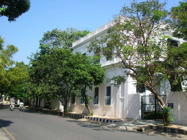 Pondicherry Museum, eitw