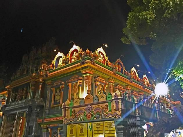 Sri Manakula Vinayagar Temple, eitw