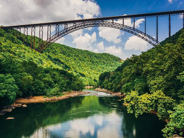 New River Gorge National River, eitw