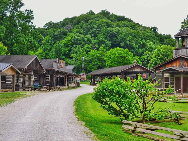 Heritage Farm Museum and Village