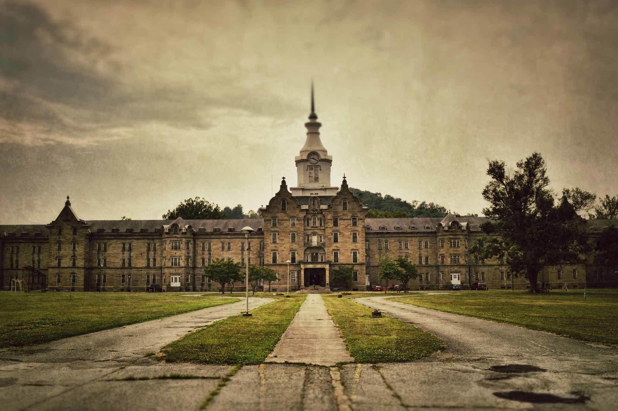 Trans-Allegheny Lunatic Asylum, eitw
