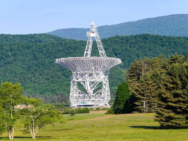 Green Bank Observatory, eitw
