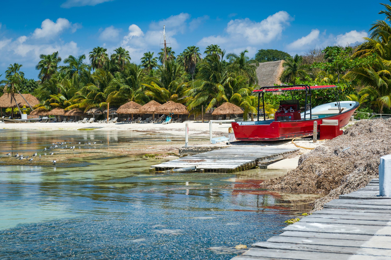 Isla Mujeres, Cancun EITW
