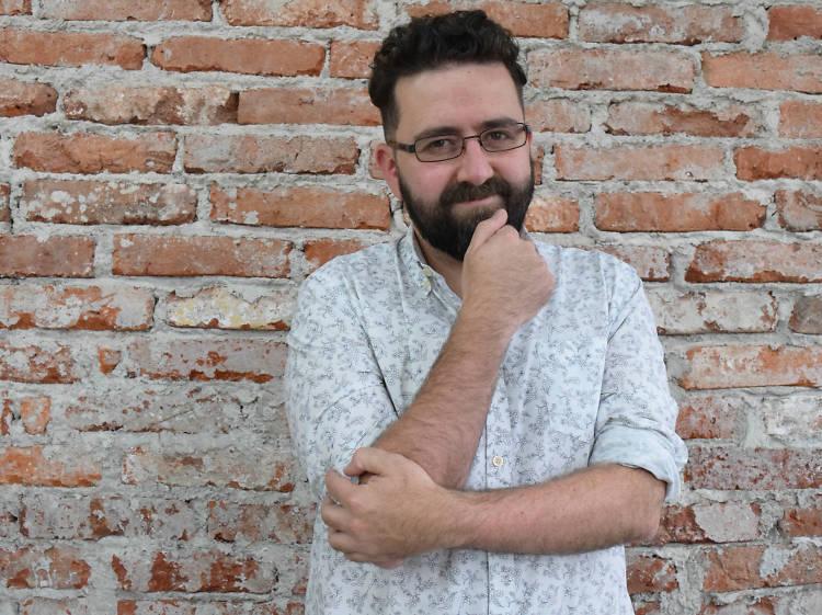 Sergio Villegas/Presidente de la Academia Metropolitana de Teatro