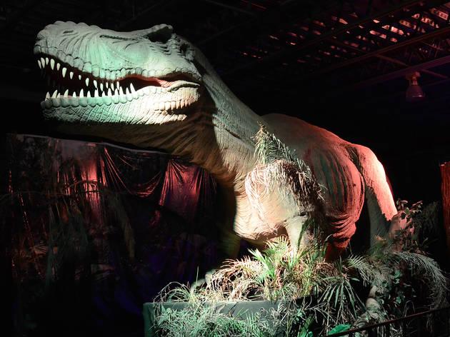 (Foto: Cortesía Robotic Dinosaurs)