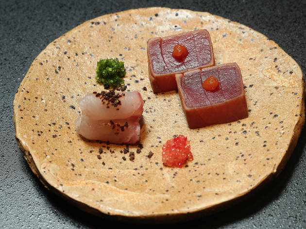 Food at Ishizuka