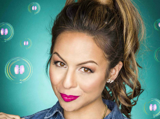Anjelah Johnson Live 2018 supplied