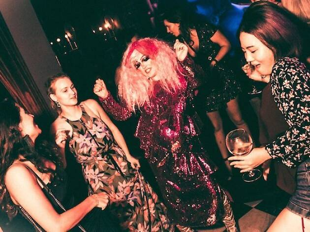 The best ladies' nights in Singapore
