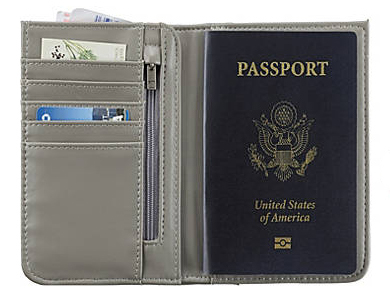 Best passport wallets: 5 Lewis N Clark from Ebags