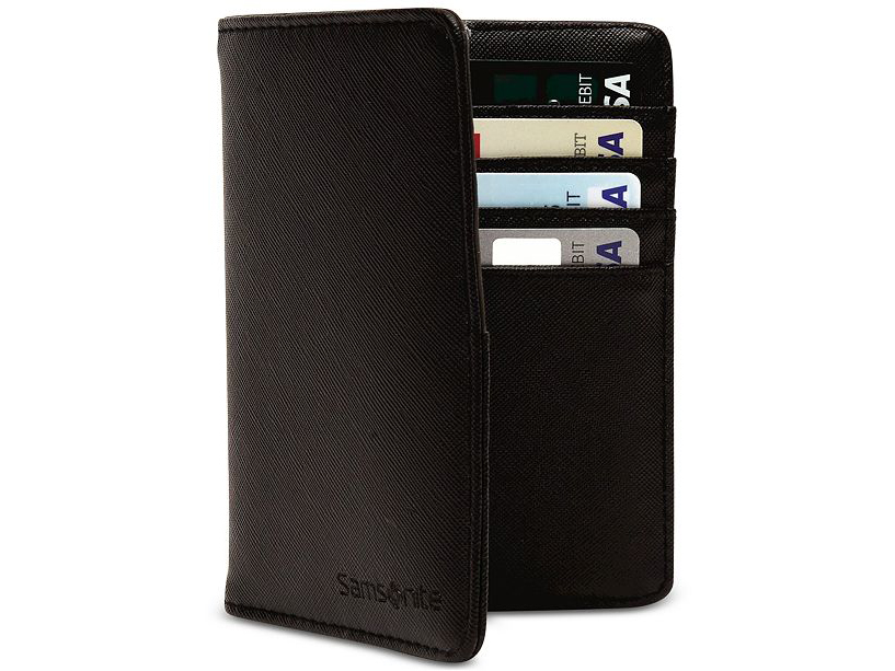 Best passport wallets: 10 Samsonite from Macys