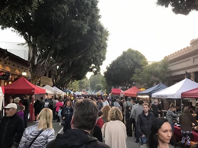 San Luis Obispo Downtown Farmers Market