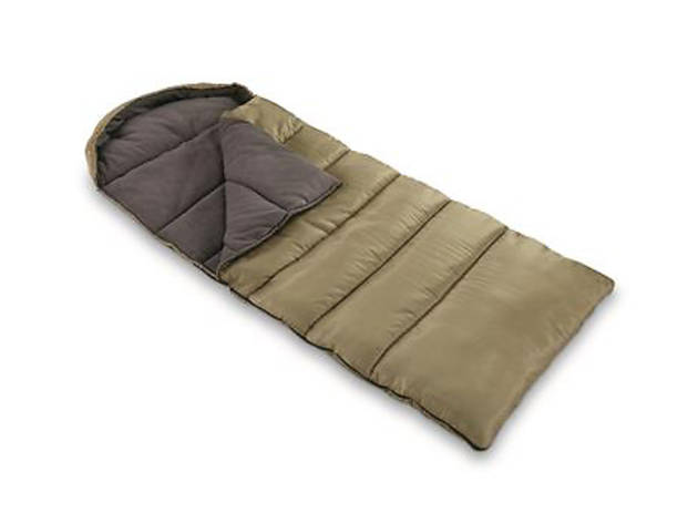 Best sleeping bags 1 Guide Gear fleece from Sportsmans Guide