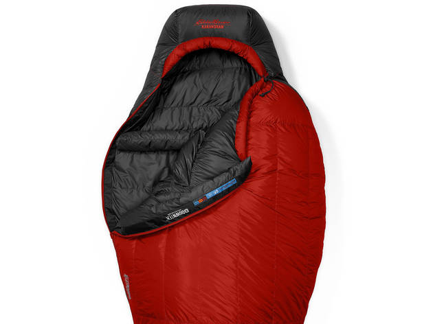 Best sleeping bags 8 Kara Koram from Eddie Bauer