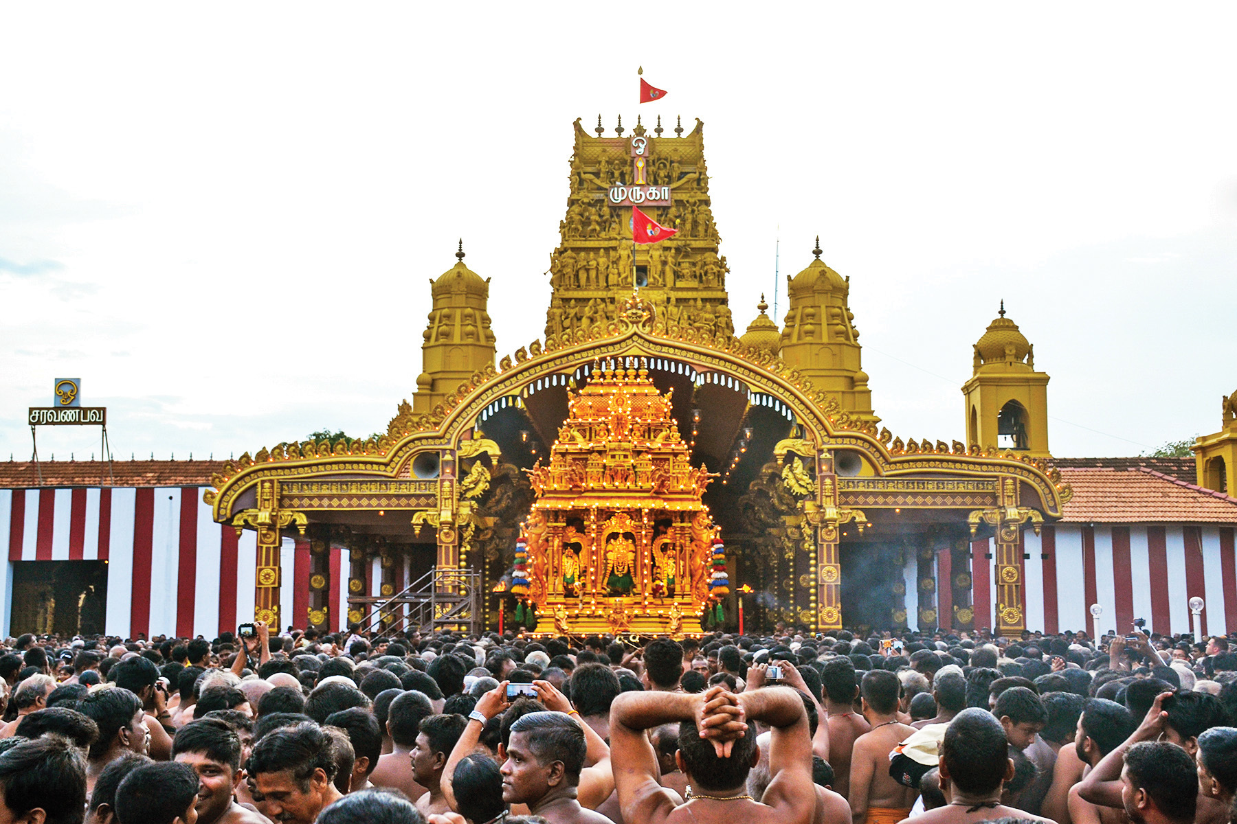 Nallur Festival – A magnificent adoration of Lord Murugan